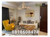 Alquiler Apartamento Pondok Indah Residence Listo Todo Tipo 1/2/3 Completamente amueblado Listo para mudarse