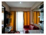 Sewa apartemen full furnished Sentra timur residence