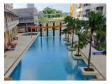 Swimming pool, fitness center