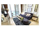 Luxury 2 Bedrooms For Rent at The Elements Epicentrum Rasuna Kuningan Jakarta