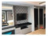 Disewakan Apartemen U Residence Tower 2 Lippo Karawaci- Studio Fully Furnished - Termurah dan strategis
