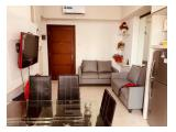 DISEWAKAN Apartemen Royal Mediterania 2 BR FULL Furnished