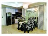 Disewakan Cepat Dan Murah Apartemen Casa Grande Tower Montreal Jakarta Selatan - 2 BR Luas 105 m2 Fully Furnished