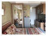 Disewakan Apartemen Green Lake Sunter Type Studio & 2 Bedroom Unfurnish Dan Full Furnish