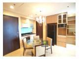 For Rent 2 Bedrooms Low Floor at Setiabudi Sky Garden Kuningan Jakarta