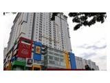 Sewa Tahunan,Bulanan Apartemen Bassura City - Furnished & Unfurnished Tipe Studio,2BR & 3BR
