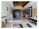 For Rent Kempinski Private Residences 2/3 Bedroom Fully Furnished at M.H THamrin Jakarta Pusat