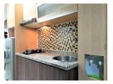 Sewa Bulanan Apartemen Studio Tamansari Sudirman 29m2