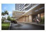 BRAND NEW AND LUXURY ! Harga Murah 2 Bedroom - 15.5 Juta/Bulan - Disewakan Apartemen South Hills Kuningan – 2 Bedroom
