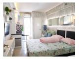 Sewa Bulanan / Tahunan Apartemen Green Palace, Kalibata City – Studio Full Furnished – Free Wifi