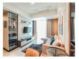 Disewakan Apartemen Casa Grande Residence Kota Kasablanka Jakarta Selatan – Phase 2, Luas 76 SQM, 2 Bedroom 2Fully Furnished
