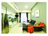 Disewakan Harga Murah Apartemen Ambassade Residence Jakarta Selatan - 3 BR Luas 64 m2 Fully Furnished