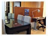 Sewa Apartemen Belleza 1BR Fully Furnished - Permata Hijau, Jakarta Selatan