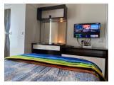 Sewa Harian/ Transit  apartemen grand kamala lagoon bekasi Full furnish