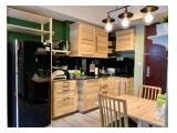 Disewakan Apartemen Casa Grande Residence Phase 2, 2 Bedroom Luas 76 M Full Furnished.