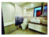 For Rent Apartemen Mewah Casa Grande Tower Angelo Jakarta Selatan - 3 BR Luas 120 m2 Fully Furnished