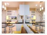 Disewakan 2 /3 BR Fully Furnished unit Apartemen Casablanca Mansion