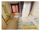 For Rent Cosmo Terrace Apartment 1 Bedroom Full Furnish. Clean and Comfortable Unit, Close to Shopping Centers