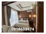 Te Huur Appartement Branz Simatupang Beschikbaar Alle Type 1/2/3 slaapkamers Volledig gemeubileerd Klaar om in te trekken