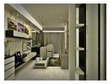 Disewa Murah Apartemen Aspen Residence Type 2BR Dengan Full Furnished Dengan Fasilitas Lengkap dan Nyaman Dekat MRT dan Transjakarta