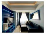 Sewa Apartemen Jarrdin Cihampelas Bandung Type 2 Kamar Dekat Rumah Sakit, Ciwalk (Pusat Kota)