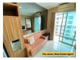 Sewa Thamrin Residence Apartment 1 Bedroom. Clean and Comfortable Unit. Walking Distance to Grand Indonesia