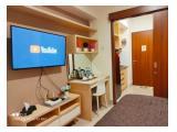 Sewa Transit / Harian / Mingguan Apartemen Grand Kamala Lagoon Bekasi - Studio Fully Furnished
