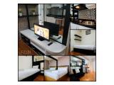Spesialis Sewa Apartemen Bassura City – Furnished / Unfurnished, Bulanan & Tahunan – Bessindo Properti Marketing Office Tower Flamboyan Samping Lobby