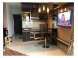 Disewakan Apartemen Tamansari Semanggi, Gatot Subroto Jakarta Selatan, Studio Good View - Fully Furnished