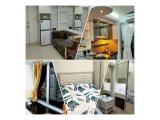 Disewakan Apartemen Bassura City (Terusan KOKAS) – Studio / 1 / 2 / 3 BR, Interior Bagus dan Murah Banget