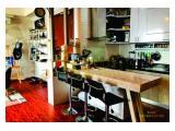 Disewakan Harga Spesial Apartemen Denpasar Residence Jakarta Selatan - 2 BR Luas 72 m2 Fully Furnished