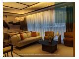 [For Rent] Apartment Anandamaya Residence Sudirman 3 Bedroom Deluxe Super Nice Interior