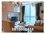 For Rent Apartment Residence 8 Senopati Available All type 1 / 2 / 3 Bedrooms Fully Furnished Ready To Move In