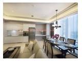 Sewa dan Jual Apartemen Senopati Suites – 2 & 3 BR Fully Furnished + Study and Maid Room