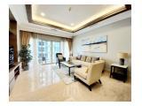 Sewa dan Jual Apartemen Capital Residence SCBD Jakarta Selatan – 2+1 Bedroom dan 3 Bedroom Fully Furnished