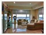 Disewakan Casablanca Apartment 2 Bedroom with Double View Double Glass Window & Corner Unit