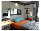 Disewakan Apartemen The Suites Metro Bandung - Tipe Studio & 2 Bedroom Full Furnished