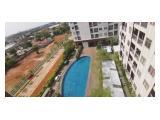 Disewakan Bulanan Apartemen Serpong Green View (SGV) Tangerang Selatan – 2 Bedroom 32 m2 Full Furnished