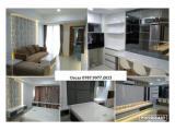 Sewa Apartemen The Mansion Kemayoran – Best Price – 1 BR / 2 BR Full Furnished