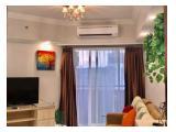 Sudirman Tower Condominium , 3 BR FF, Brand New, Renov (18 Million/month-Nego) Include internet & house keeping