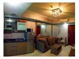 Disewakan Apartemen Royal Mediterania Garden 2+1 Fully Furnished Cantik,Harga Nego, Central Park Jakarta Barat