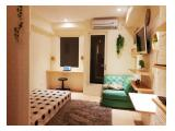 Disewakan apartemen Pgv Podomoro Golf View cimangis studio Dahoma