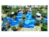 Sewa Apartemen Educity bulanan murah tipe 2bedroom full furnished lokasi Surabaya Timur
