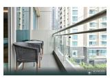 DISEWAKAN APARTMENT RESIDENCE 8 FULLY FURNISHED 1 BR