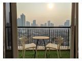 Sewa Apartemen Mewah Ambassade Residence - 1 BR Fully Furnished, City View