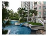 Senayan Residence Apartment for Rent - 2 Bedrooms Fully Furnished