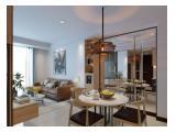 Sewa Apartemen Casa Grande Residence Phase 2 Jakarta Selatan - 2 Bedroom Fully Furnished