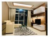 Disewakan Apartemen Denpasar Residence Jakarta Selatan – 1 Bedroom / 2 Bedrooms / 3 Bedrooms Full Furnished