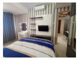 Sewa Apartemen Bassura City Jakarta Timur - 3 BR Furnished, Bagus
