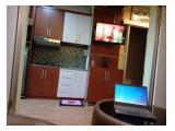 Sewa Apartemen Menteng Square Hadap jl. Matraman Jakarta Pusat unit fully furnished